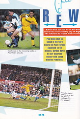 Tottenham Hotspur vs Norwich City - 1992 - Page 24 (The Sky Strikers) Tags: road city white cup spurs one official lane norwich hart to pound league tottenham wembley fifty programme hotspur rumbelows