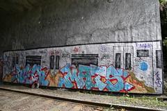 connecting people (Thomas_Chrome) Tags: graffiti streetart street art spray can wall walls vandalism illegal nokia suomi finland europe nordic