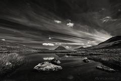 The Bealach (SkyeWeasel) Tags: scotland skye highlands glamaig monochrome blackandwhite landscape bealachamhaim bealach