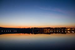 Sunset by the lake (2014) (dmtanase) Tags: chisinau moldova valeamorilor millvaley sunset spring warm lake evening chill