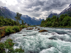 "Glacier River • <a style=""font-size:0.8em;"" href=""http://www.flickr.com/photos/7605906@N04/28408757550/"" target=""_blank"">View on Flickr</a>"