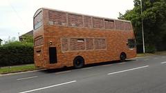 Bricked (neil.2000) Tags: bricked bus buses vinylrap