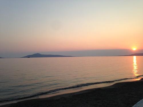 Elafonisos sunset