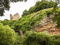 Knaresborough Castle (mister_wolf) Tags: castle knaresborough mothershiptonscave northyorkshire england unitedkingdom