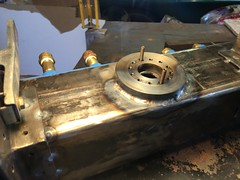 IMG_8949 (Steamboat Ed) Tags: calliope manifold adapter ring alignment welding