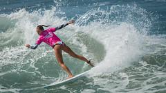 Chelsea Tuach.....     2016 SupergirlPro (Schoonmaker III) Tags: chelseatuach oceansideca pacificcoast prosurfer supergirlpro surfing wsl womensprosurfing pink surfboard surfer surfergirl surferchick supergirljam