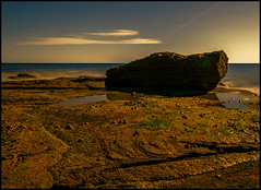 Collywell Bay, Northumberland Coast, UK - 2016. (John Mac 2011 UK) Tags: 2016 aphotowalkwithraybilcliff beautifulcoastline collywellbay johnmacstravelphotography northtyneside seatonsluice thenorthumberlandcoast theunitedkingdom thoseruggedrockyshores uk unitedkingdom
