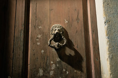 Hold The Lion Door (GuilleDes) Tags: len pomo puerta desenfocado fotolog