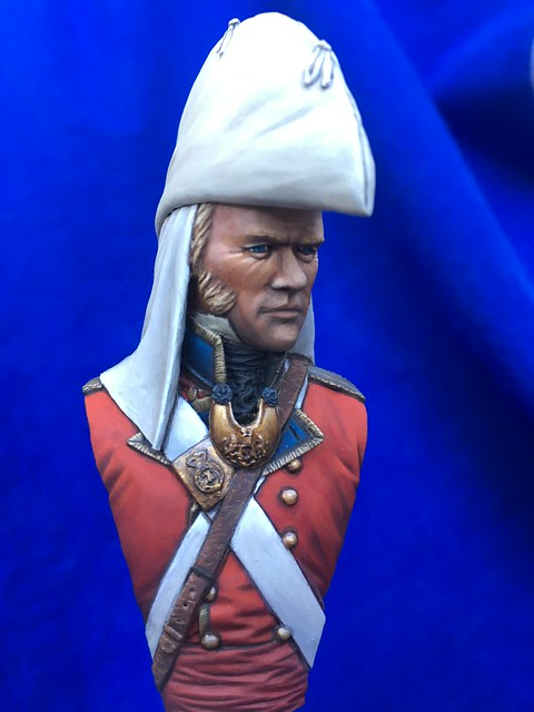 British Officer 1st Foot Guards