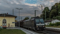 1426_2016_07_08_Baunatal_Guntershausen_DISPO_6185_573_mit_gem_Gterzug_EZ_52040_Stadtallendorf_-_Hagen_Vorhalle_Vwf (ruhrpott.sprinter) Tags: ruhrpott sprinter geutschland germany nrw ruhrgebiet gelsenkirchen lokomotive locomotives eisenbahn railroad zug train rail reisezug passenger gter cargo freight fret diesel ellok hessen inselbahnhof guntershausen bebra boxxboxxpress db cantus hebhlbahn mrcedispolok prontorail rbk sbbc spagspitzke txltxlogistik wwwdispolokcom xrail 101 114 115 146 120 51 152 155 182 185 193 427 428429 482 628928 946 makde27001251 es64u2 es64f4 pbz ic re outdoor logo graffiti natur