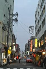 nagoya15673 (tanayan) Tags: town urban cityscape aichi nagoya japan nikon j1    road street alley