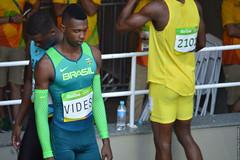 DSC_4820 (lenpereira) Tags: rio2016 olimpiadas2016 2016olympics atlestismo athletics timebrasil jorgevides nikond3200 olimpadas olympics atletas athletes 200m 200mrasos