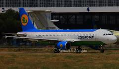 UK32018 (Ken Meegan) Tags: uk32018 airbusa320214 4724 uzbekistanairways tashkent 472016 airbusa320 airbus a320214 a320