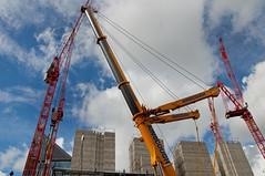 _DSC9164 (NRM the 2nd) Tags: htcwolffkran wolffkran 355b 500b ainscough liebherrltm1750 goldmansachs london cityoflondon construction 2016