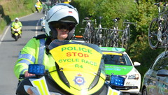 Tour of Britain 2016 (paul_p!) Tags: tourofbritain 2016 skoda skyprocycling wales northwales stage4 denbightobuilthwells policemotorbikes sirbradleywiggins markcavendish