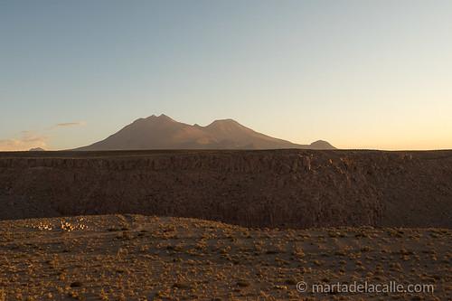 Talabre Viejo. Chile