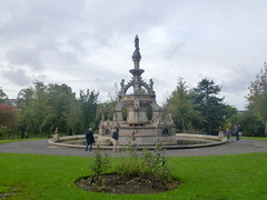 Stewart Memorial Fountain (5) (dddoc1965) Tags: dddoc davidcameronpaisleyphotographer september 23rd 2016 kenny ried glasgow buildings parks shop fronts fountain polish people churches mosque water