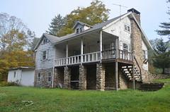 Briscoe House 5 (rchrdcnnnghm) Tags: abandoned house delawarewatergap delawarepa pikecountypa oncewashome