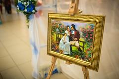"""Выставка - продажа в ТЦ Триумф """"Свадебный гид"""""""