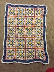 Carrie W. Bryant (The Crochet Crowd®) Tags: crochet mikey cal divadan crochetalong yarnspirations cathycunningham thecrochetcrowd michaelsellick danielzondervan freeafghanpattern mysteryafghancrochetalong freeafghanvideo caronsimplysoftyarn