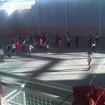14. Jornada Deportiva Apertura Pabellón