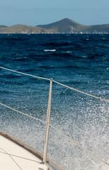 BVI 20150327 (74) (kimshand) Tags: ocean trip sea vacation lake water swimming boats islands boat us marine sailing carribean vessel snorkeling virgin beaches sail nautical sailboats resorts bvi britishvirginislands usvi bareboat bareboatcharter