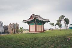 Mini Korea (reubenteo) Tags: park garden korea northkorea dprk recreationalpark minikorea