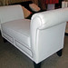 "Chaise white backless • <a style=""font-size:0.8em;"" href=""http://www.flickr.com/photos/131351136@N06/17240450784/"" target=""_blank"">View on Flickr</a>"