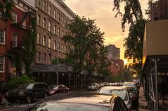 Sunset in Chelsea, Manhattan, New York, USA (takasphoto.com) Tags: newyorkcity usa unitedstatesofamerica estadosunidos nuevayork eeuu   novaiorque    tatsunis manhattanisland          cteest      costaeste thnhphnewyork    hoak          mnhtun