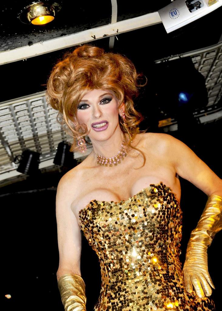 Marcia cross transvestite