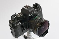Zenitar M42 / M2,8/16 Fish-Eye (rainer.marx) Tags: zenitar fisheye m42 bx20 praktica analog film 35mm lumix panasonic leica fz1000 816 russia ddr gdr zenitargroup