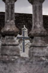 Cementerio Luarca (Isabel Mingo) Tags: espaa naturaleza beach night daylight asturias playa galicia pueblos acantilados