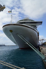 P&O Cruise Ship Ventura (G Gibson) Tags: cruise port ship terminal po barbados ventura