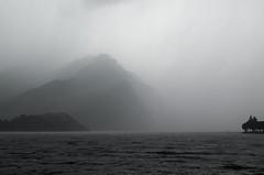 inguine leonardesco 229 - temporale in arrivo sul lago di Lecco (Alberto Cameroni) Tags: cardarelli poesia temporale lago lagodicomo lagodilecco lecco moregallo leica leicaxtyp113 roccadipar caligine pioggia