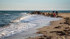 Surf (Poul-Werner) Tags: sunset beach strand denmark zealand dk danmark sommerferie summervacation solnedgang tisvildeleje sjlland summerbreak capitalregionofdenmark tisvildestrand