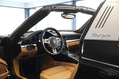 Porsche Targa 4S (NoortPhotography) Tags: porsche targa 4s gts sportscar interior leather navigation speedometer v8 amazingcars247 gt3 rs cayenne 3bexclusief autogespot gtspirit speed exhaust car vehicle horsepower exoticcar convertible noortdesign