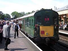 Hastings diesel 1001 - the Weybourne Wanderer (Tony's Trains and Buses) Tags: 1001 hastings poppyline northnorfolkrailway