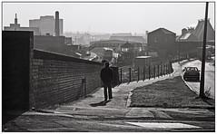 Afternoon, Langley Green (83/66/14) (geoff7918) Tags: birmingham box oldbury maltings signalman westernroad langleygreen class116 albrightwilson 1225hereford
