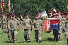 160617-A-YM156-019 (2nd Brigade Combat Team) Tags: coljosephryan 2ndbrigadecombatteam 82ndairbornedivision coljamespatwork changeofcommandceremony fortbragg northcarolina unitedstates us