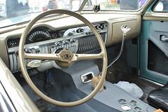 2016 Grand National Roadster Show (USautos98) Tags: 1949 mercury merc fatboy leadsled hotrod streetrod kustom interior grandnationalroadstershow gnrs pomona california