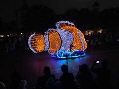 Dream Lights parade (coconut wireless) Tags: japan night tokyo asia nemo disney amusementpark themepark findingnemo fantasyland tokyodisneyland 2016 tdr electricalparade dreamlightsparade tdlr asia2016