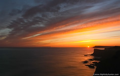 Antrim Coast Sublime Sunrise 2 (Nightskyhunter On Flickr) Tags: uk sunset clouds sunrise landscape atlanticocean portrush nireland antrimcoast martinmckenna nightskyhunter
