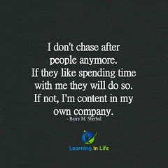 Content In My Own Company (learninginlife) Tags: chase company content people spending