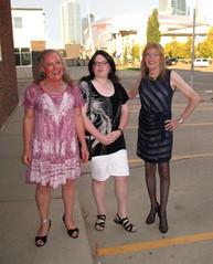 13615422_10154223770496341_5932687736102876010_n (Rachel Carmina) Tags: tv legs cd tgirl transvestite heels crossdresser trap tg femboi