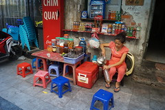 Restaurant (moniewka) Tags: vietnam hanoi oldquarter podre