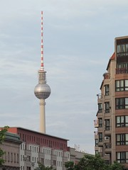 IMG_1907c (fyfester) Tags: summer berlin tower germany july ddr coldwar televisiontower 2016