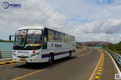 The Legend (von241) Tags: philtranco philtranco1825 bv115 daewoo bus sanjuanicobridge philippinebus philippinebuses philbes
