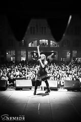 MGO DE OZ (Nat Mora Domingo -Enmede-) Tags: magodeoz patriciatapia khy metal folk rock concierto show stage bw blancoynegro crowd enemede canon noblejas toledo gaia atlantia ilussia