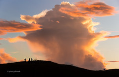 Sunset Clouds (pietkagab) Tags: sunset sky clouds cordilliera mtpulag hikers pietkagab photography piotrgaborek pentax pentaxk5ii k5 adventure travel hike mountains philippines asia light