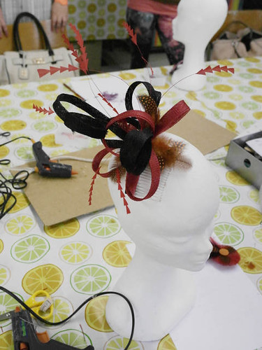 Fascinators and Corsages